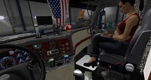 freightliner cascadia warning lights freightliner cascadia edited by solaris36 v2 1 3 truck ats mod