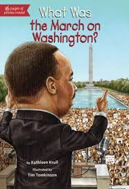 scholastic the first thanksgiving what was the march on washington by kathleen krull scholastic