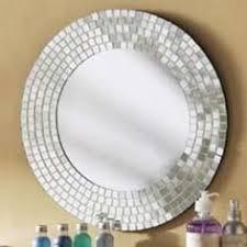 Mosaic Bathroom Mirror Mosaic Bathroom Mirror Bathrooms