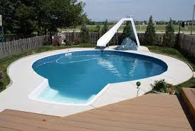 Best Backyard Water Slides Home Water Slide Pool Backyard Design Ideas