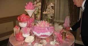 Pink Wedding Candy Buffet by Candy Buffet Candy Bars Pinterest Buffet Dessert Table And