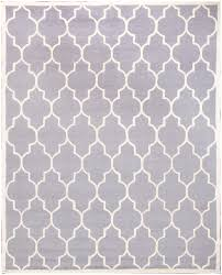 grey trellis rug rugs decoration