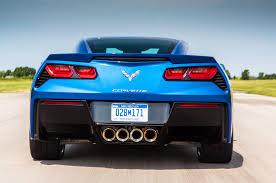 corvette manufacturer 2014 chevrolet corvette stingray drive automobile magazine