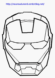 iron man face coloring pages free coloring pages for kids iron man