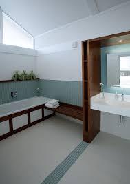 bathroom bench seat bathroom contemporary with bathroom window