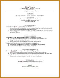 music resume template education resume template sample resume for