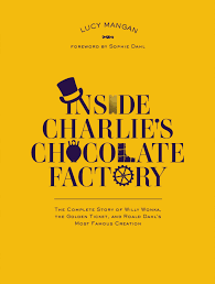 amazon com inside charlie u0027s chocolate factory the complete story