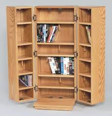 Cheap Storage Cabinets With Doors Bookcase Cd Storage Bookcase Advertisement Oak Cddvd Storage
