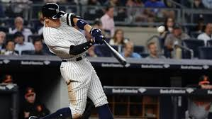 Aaron Judge Made His Mlb Debut In Center Field - what will aaron judge s encore look like in 2018 sny