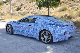bmw supercar interior spyshots bmw i8 interior revealed autoevolution