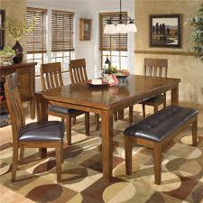 signature design by ashley ralene 6pc dining room wayside