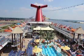 carnival fascination review cruise radio