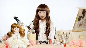 vintage porcelain doll makeup tutorial nyx face awards youtube