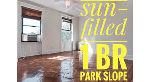 great 1 bedroom apartment full of sunlight in park slope