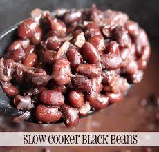 crockpot black friday sale crockpot slow cooker black beans no soak method