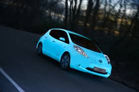 stanced nissan leaf gt line pack is now ready for 2014 renault clio hatchback