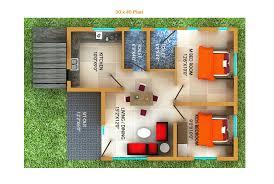 floor plan for 30x40 site extraordinary 2 bhk house plans 30x40 gallery exterior ideas 3d
