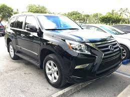 lexus for sale fl lexus gx 460 premium in florida for sale used cars on buysellsearch