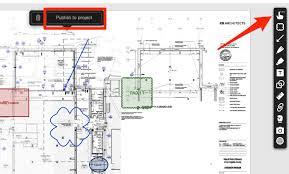 creating editing and sharing markups u2013 plangrid