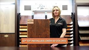 Mocha Laminate Flooring Lawson Heritage Collection Hickory Mocha Laminate Floor