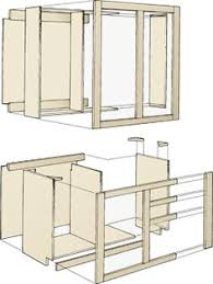 How Make Kitchen Cabinets by Tom Builds Stuff How To Build Frameless Base Cabinets Kitchen