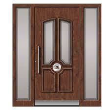 Aluminum Exterior Door Aluminum Front Doors In Beautiful Designs Low Prices Buy