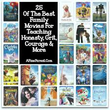 25 of the best family for teaching honesty grit courage