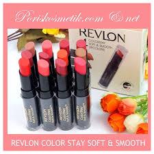 Lipstik Revlon Soft lipstick ls11 revlon 4 colorstay lipstik revlon 4 colorstay soft