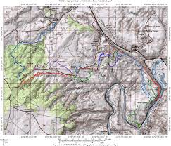 Bryce Canyon Map Pdf Getaway Mountain Biking Trail In The Mag 7 Area North Of Moab