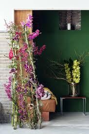 Wohnzimmer Deko Pink Orchideen Mal Anders Ein Blühender Deko Baum Fürs Wohnzimmer