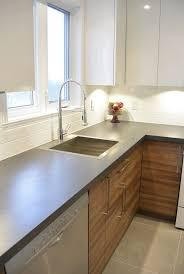 comptoir cuisine bois comptoir de cuisine blanc dessus de comptoir de cuisine pas cher