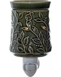 plug in candle night light memorial day sale green pluggable fragrance warmer plug in wax