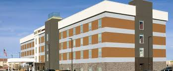 Airport Hotels Become More Than A Convenient Pit Home2 Suites By Denver Dia Airport Hotel