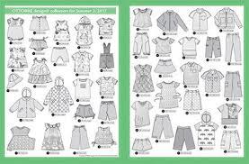ottobre design ottobre kid s summer 2017 3 pattern magazine issue