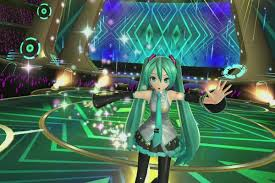 Livingroom Com by I Went To A Hatsune Miku Concert In My Living Room The Verge
