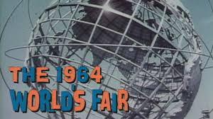 1964 World S Fair Map by The 1964 World U0027s Fair U2022 Cptv