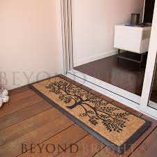 Exterior Door Mat Brilliant Tree Of Rubber Door Mat 40 X 120cm