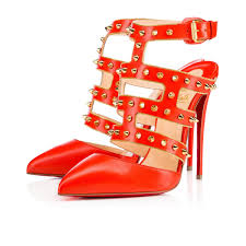 christian louboutin shoes black spike christian louboutin