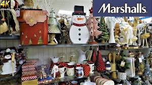 christmas decor at marshalls christmas shopping home decor shop