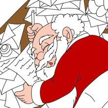 santa claus coloring pages 53 xmas coloring books
