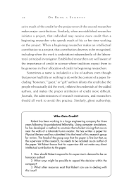 conceptual framework sample thesis authorship and the allocation of credit on being a scientist a page 36