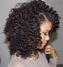 Protective Styles For Short Transitioning Hair - 25 transition styles for natural hair tgin