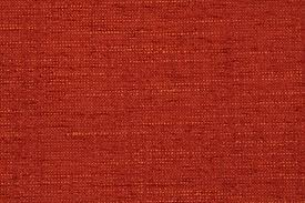 Textured Chenille Upholstery Fabric Slubbed Chenille Upholstery Fabric In Paprika