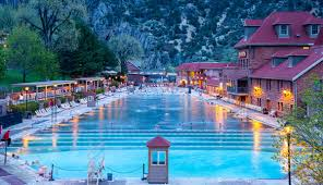 Glenwood Springs Colorado Map by 5 Springs Soaks Between Denver And The Grand Canyon My Grand