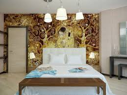 Bedroom Wallpaper Design Ideas My Daily Magazine  Architecture - Bedroom wallpaper design ideas