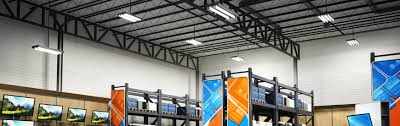 Led Warehouse Lighting Highbay Lighting Lowbay Industrials Commercial Warehouses Led Eaton