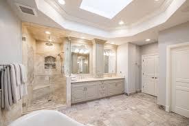 luxury traditional bathroom remodel