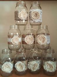 used wedding decor best 25 shabby chic centerpieces ideas on vintage