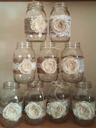 wedding items for sale best 25 lace jars ideas on rustic jars
