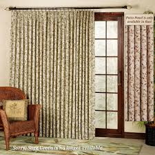 patio drapes for patio doors with white curtain ideas and sliding